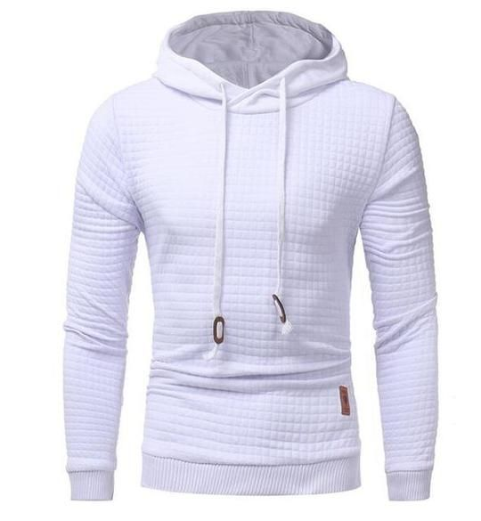 07e4b333 WEEKLY DEAL - Men's Goose Pullover Cotton Quilt Hoody in 2019   New ...