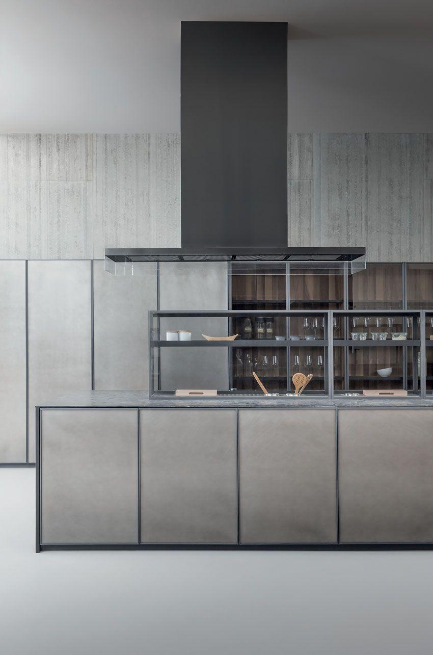 Stainless Steel Kitchen Accessory Xplain Xp Collection By Zampieri Cucine Design Stefano Cavazzana Keuken Ontwerpen Keuken Ideeen Keuken
