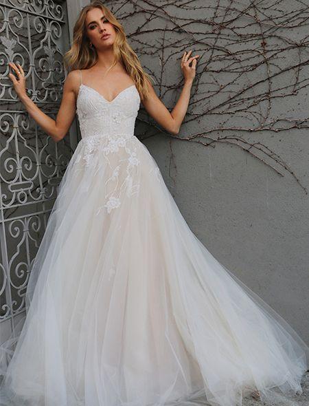 Image Result For Monique Lhuillier Astor Bridal Wedding Dresses