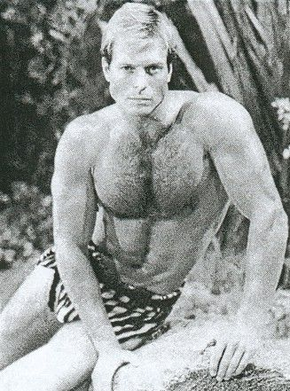 Star Nude Soap Male