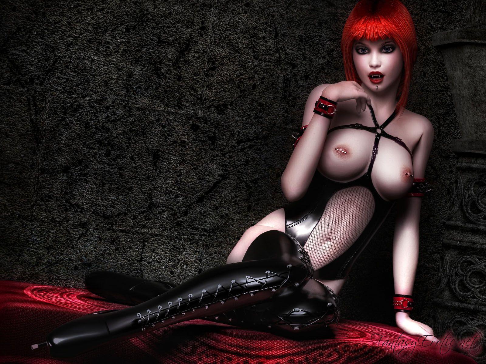 Naked Vampires