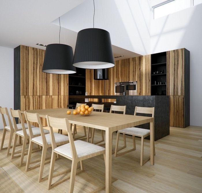 ▷ 1001 + exemples pharamineux de la cuisine en bois Idées pour la