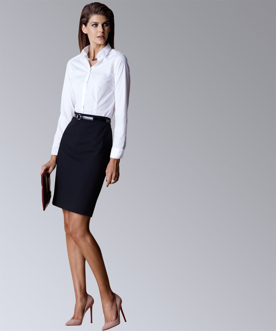 Here View Pencil skirt for women.Pencil skirt outfits for young ...