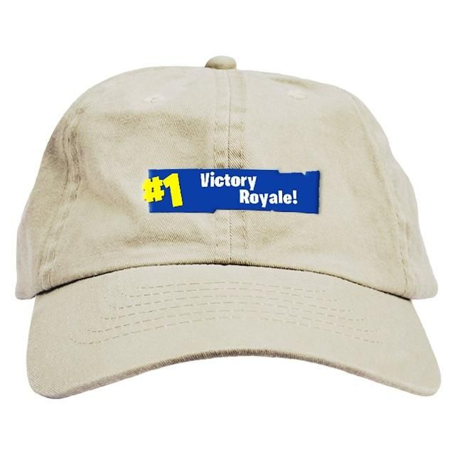eba51fb1 Fortnite Victory Royale Dad Hat | Jax 9th Birthday | Dad hats, Hats ...