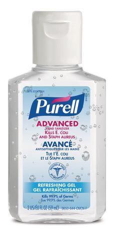 Purell Instant Hand Sanitizer Hand Sanitizer Sanitizer Hand