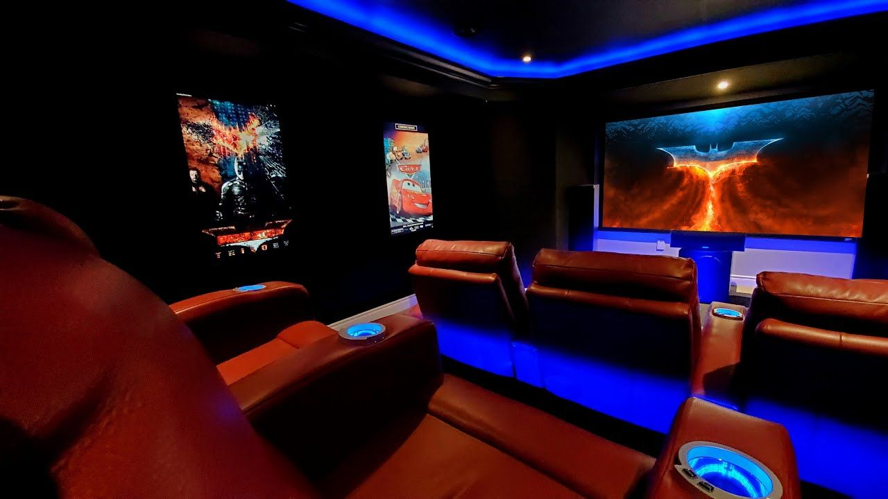 Basement Home Theater Game Room Man Cave Arcade Video Game 7 2 Man Cave Arcade Game Room Basement Arcade Game Room