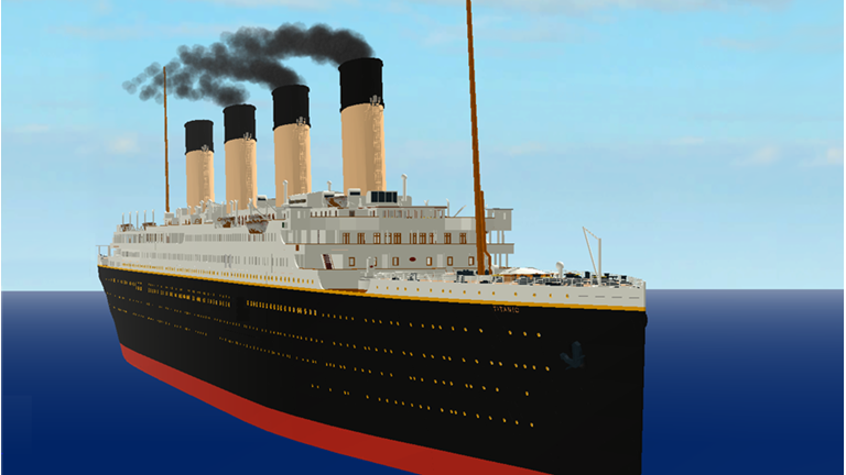 Lifeboat Update Roblox Titanic Roblox Titanic Roblox Rms