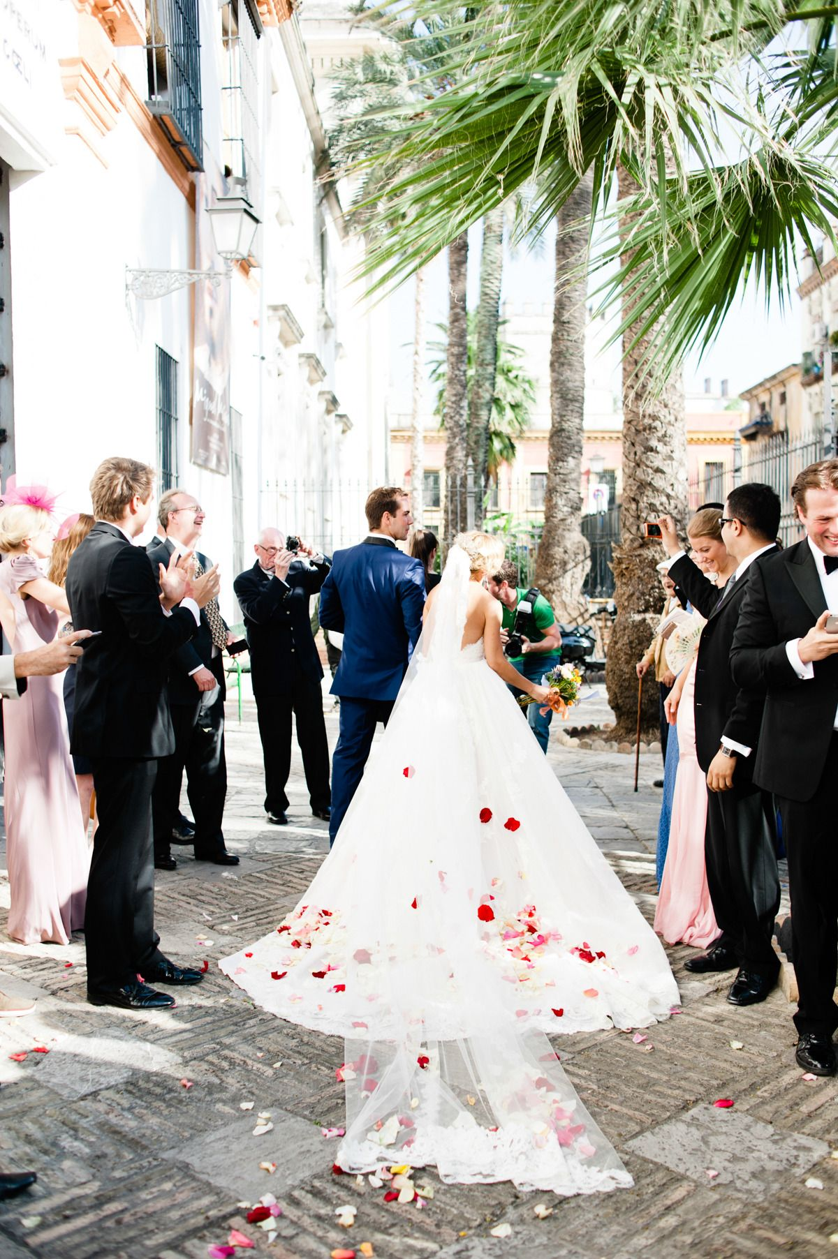 Two Day Wedding Extravaganza in Seville
