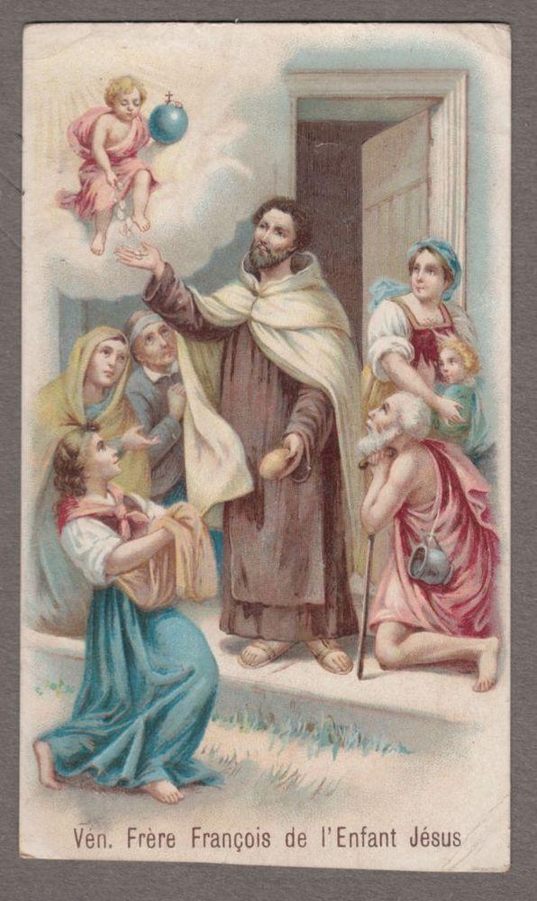 VENERABLE FRANCIS OF CHILD JESUS
