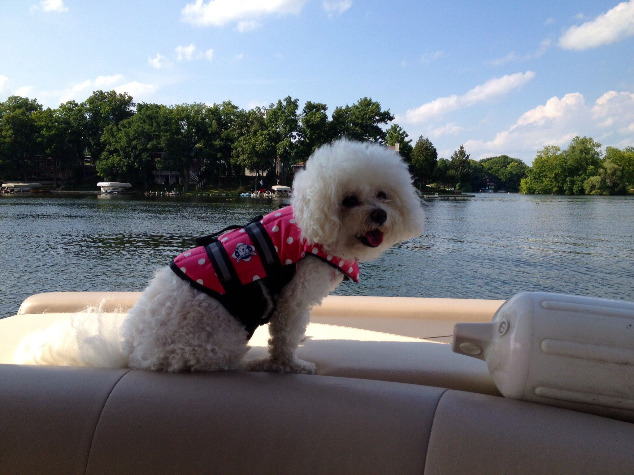 Boating on Lake Okauchee