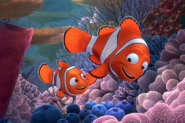 Disney's Finding Nemo 3D - Movie review and Partysaurus Rex clip by @anuncommonmom via @SheKnows