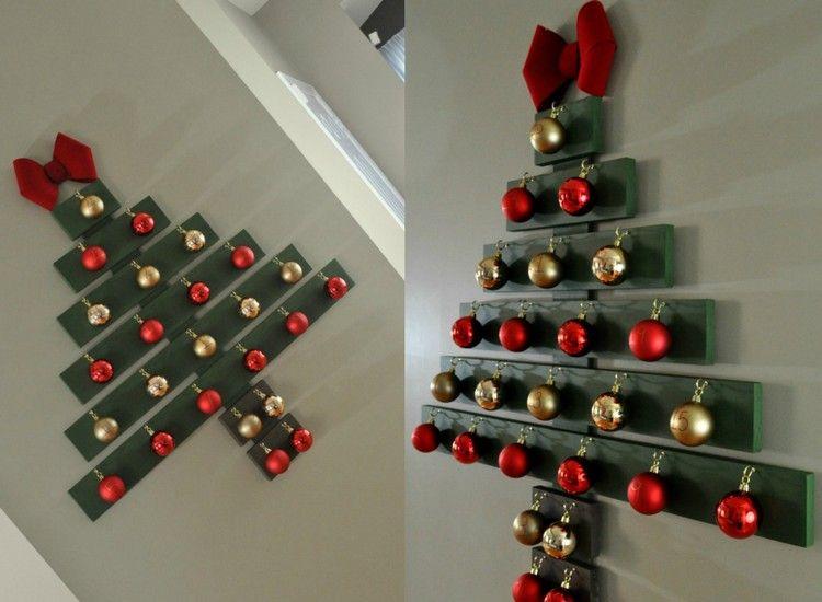 Weihnachtsbaumkugeln holz