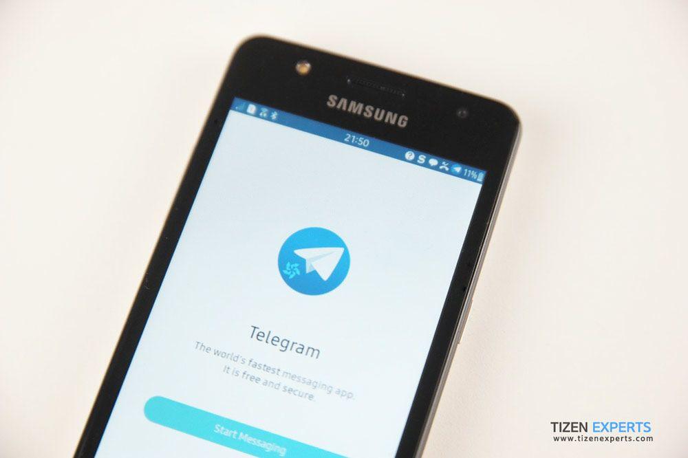 Telegram App receives another update Bug fixes