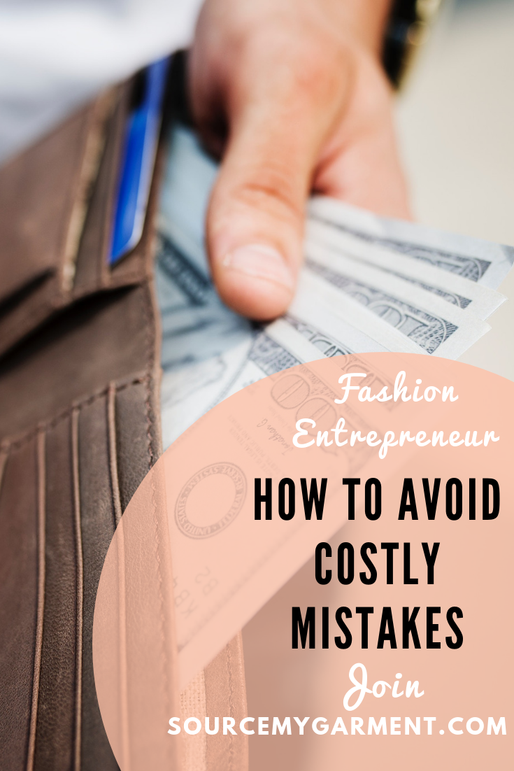 Why You Need To Know Your Target Costs Before You Approach A Factory Entrepreneur Fashion Sustainable Fashion Designers Fashion Inspiration Design