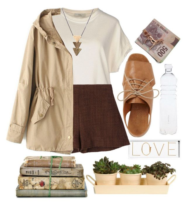"""""""Untitled #142"""" by kittykiraxox ❤ liked on Polyvore featuring Oliver Gal Artist Co., Diesel, Marni, Shabby Chic, Toast and Garden Trading"""