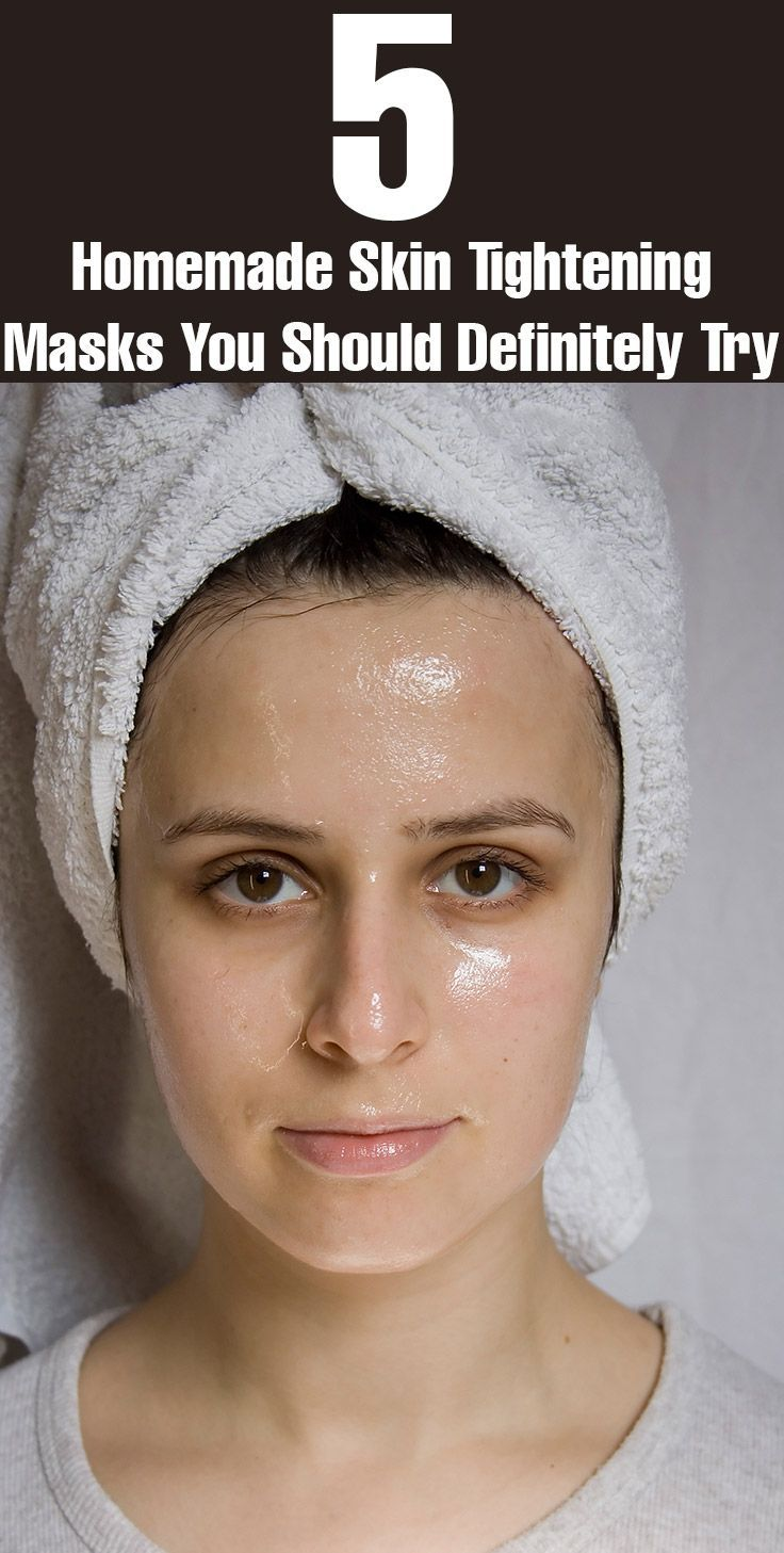 Homemade Skin Tightening Face Masks You Should Definitely Try We start noticing several skin related issues as we gradually age. Skin starts producing less oil making it dry and saggy.We start noticing several skin related issues as we gradually age. Skin starts producing less oil making it dry and saggy.