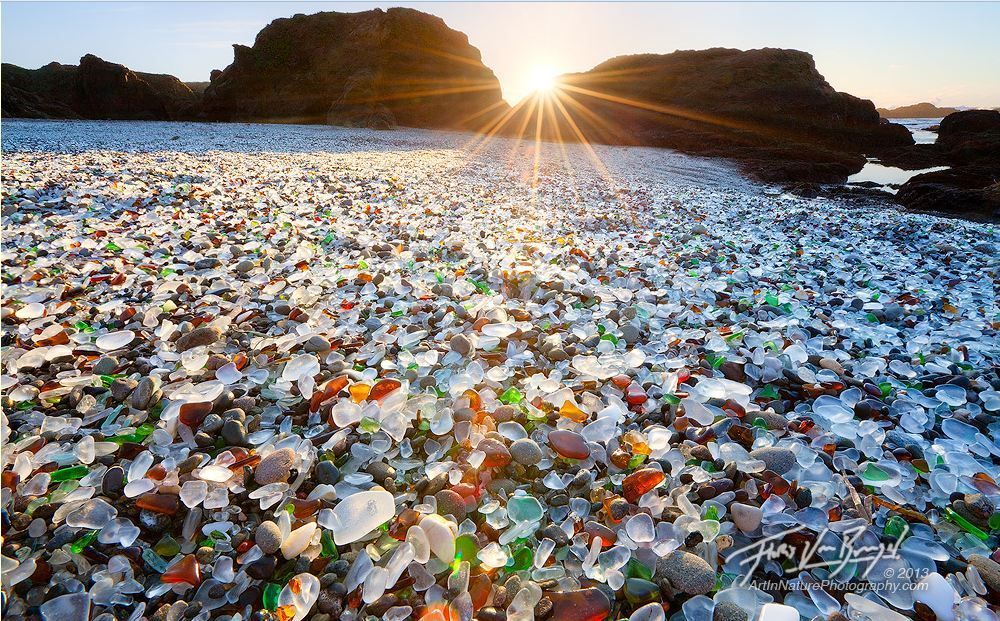 Glass Beach-just made bucket list upon discovery:)