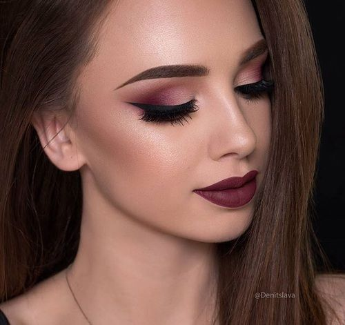 Autumn Fall Makeup Prom 17 In 2019
