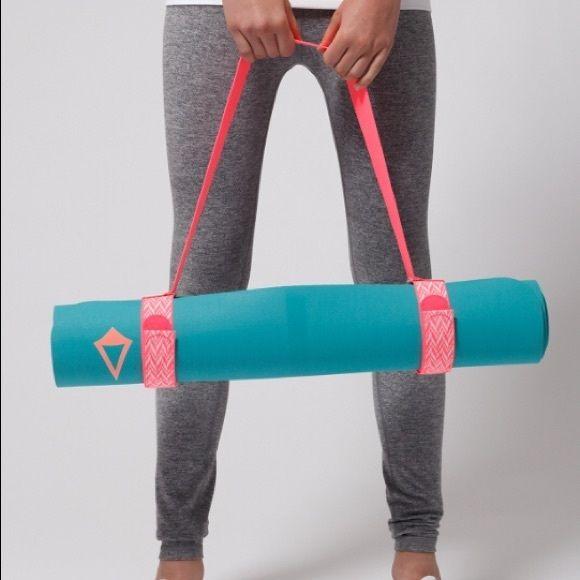 Lululemon Rein Your Mat Strap Lowest Ivivva Yoga Mat Strap Lululemon