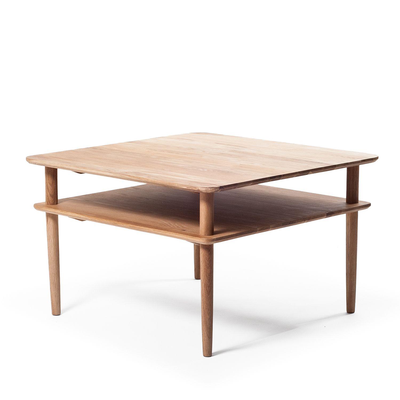 Cross soffbord, oljad ek Vardagsrum Kaffebord, Soffbord och Vardagsrum