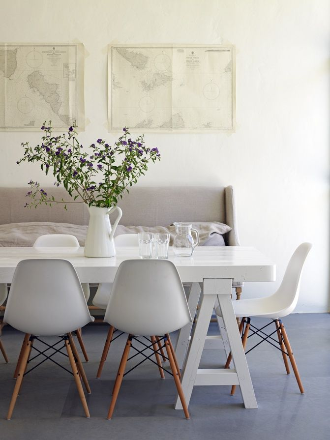 Rip Eames Eiffel Chair Dining Room Decor Eiffel Dining Chair Dining Room Inspiration