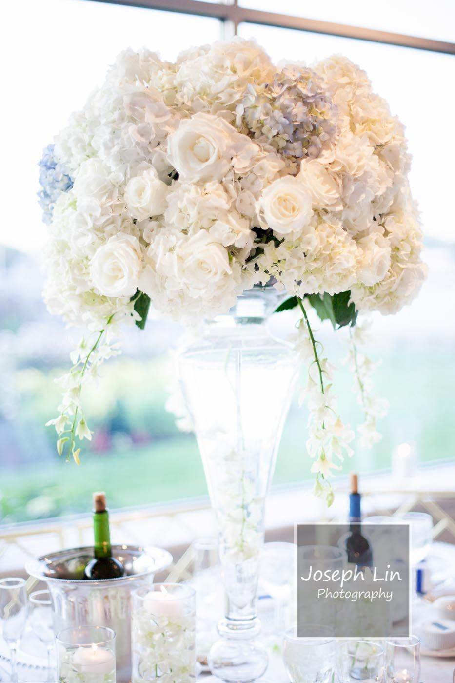 Wedding Flower Centerpiece | Our Wedding 6.29.13 | Pinterest ...