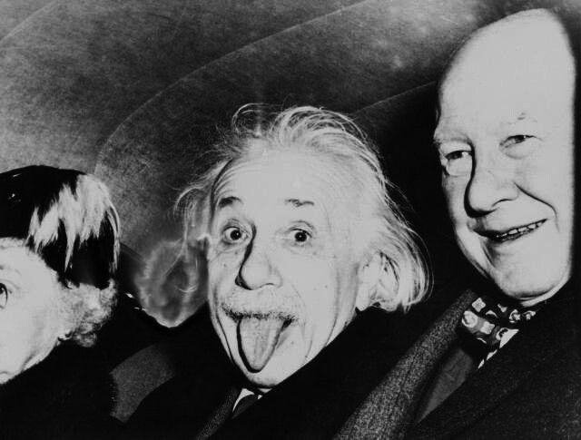 Hasta los grandes genios tienen un niño escondido