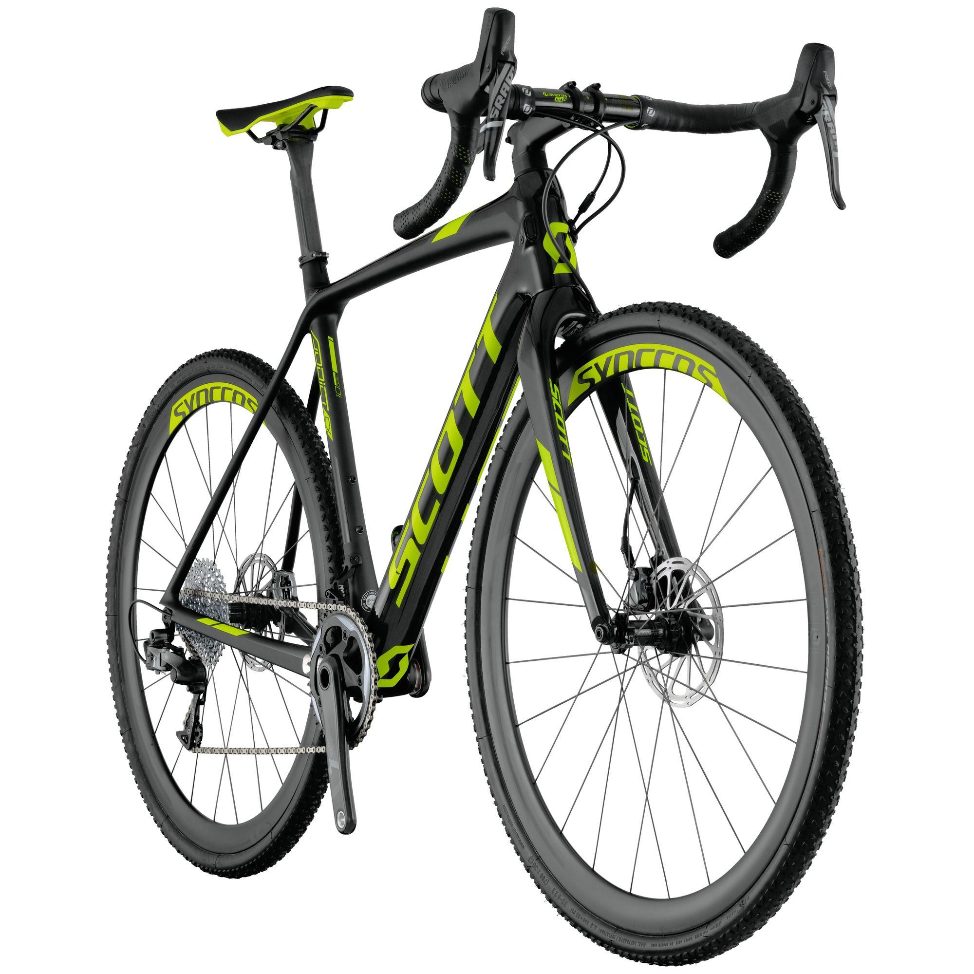 Scott Addict Cx 10 Disc Bike Scott Sports Bike Cool Bikes