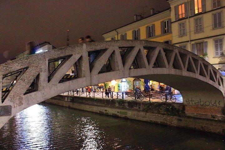 Stefano De Vivo ci porta sul Naviglio Grande #milanodavedere Milano da Vedere