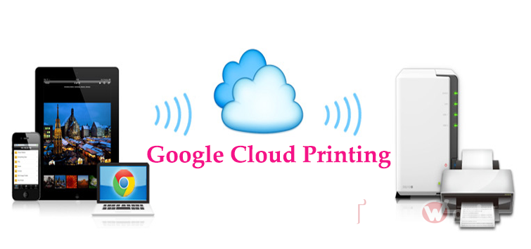 Google Cloud Print, an android app that helps you to print