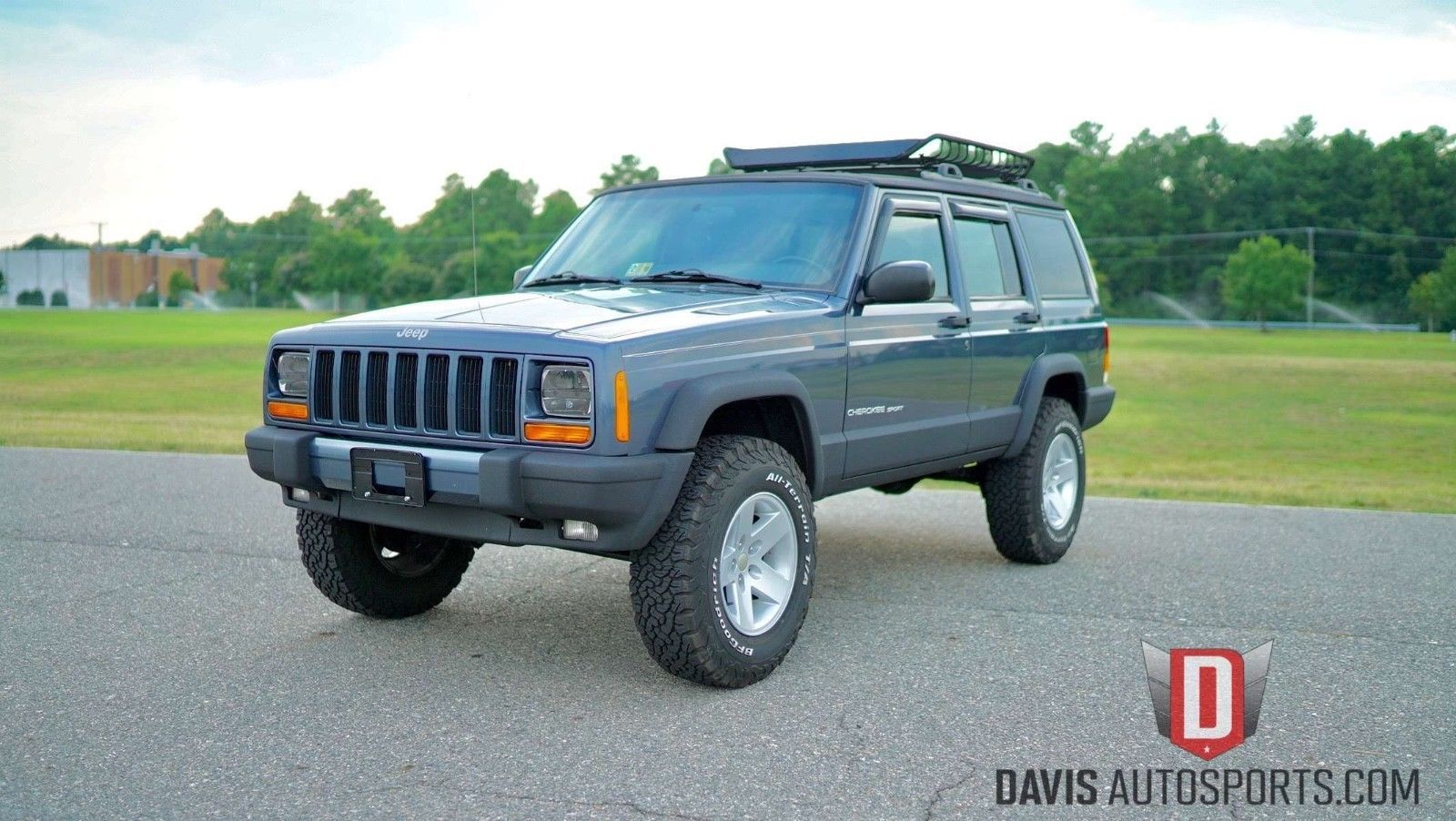 eBay 2001 Jeep Cherokee SPORT XJ 4X4 JEEP CHEROKEE XJ
