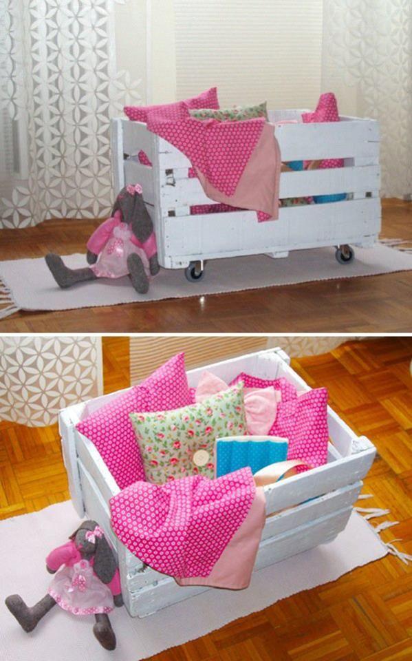 Guarda juguetes reciclar pinterest guardar juguetes for Mueble organizador infantil
