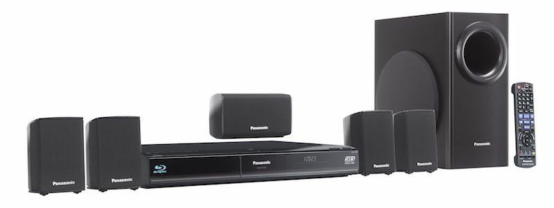 Psnasonic scbtt350 full hd 3d bluray disc player home