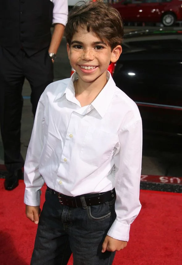 Cameron Boyce At The Premiere For Eagle Eye In 2008 In 2020 Cameron Boyce Cameron Boys Cameron