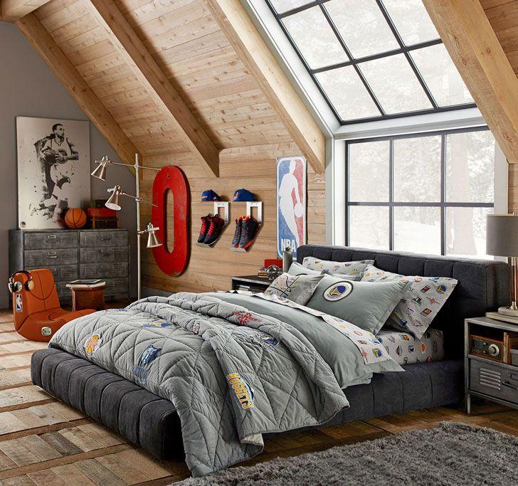 Зимняя коллекция от PB Teen | Пуфик - блог о дизайне интерьера