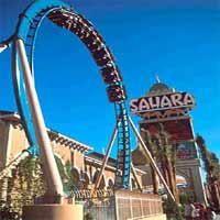 Las Vegas Roller Coaster Hotel