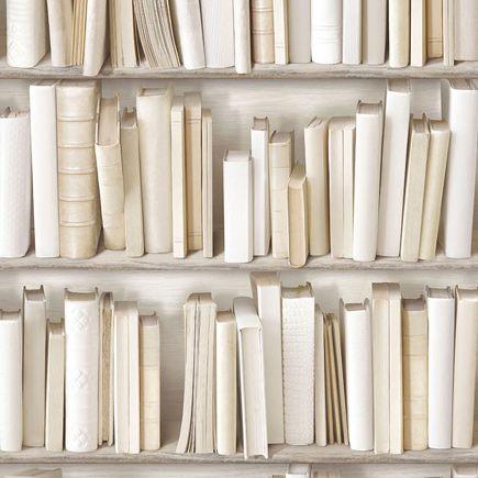 bibliotheque papel pintado white on white pinterest papel pintado papel pintado leroy. Black Bedroom Furniture Sets. Home Design Ideas