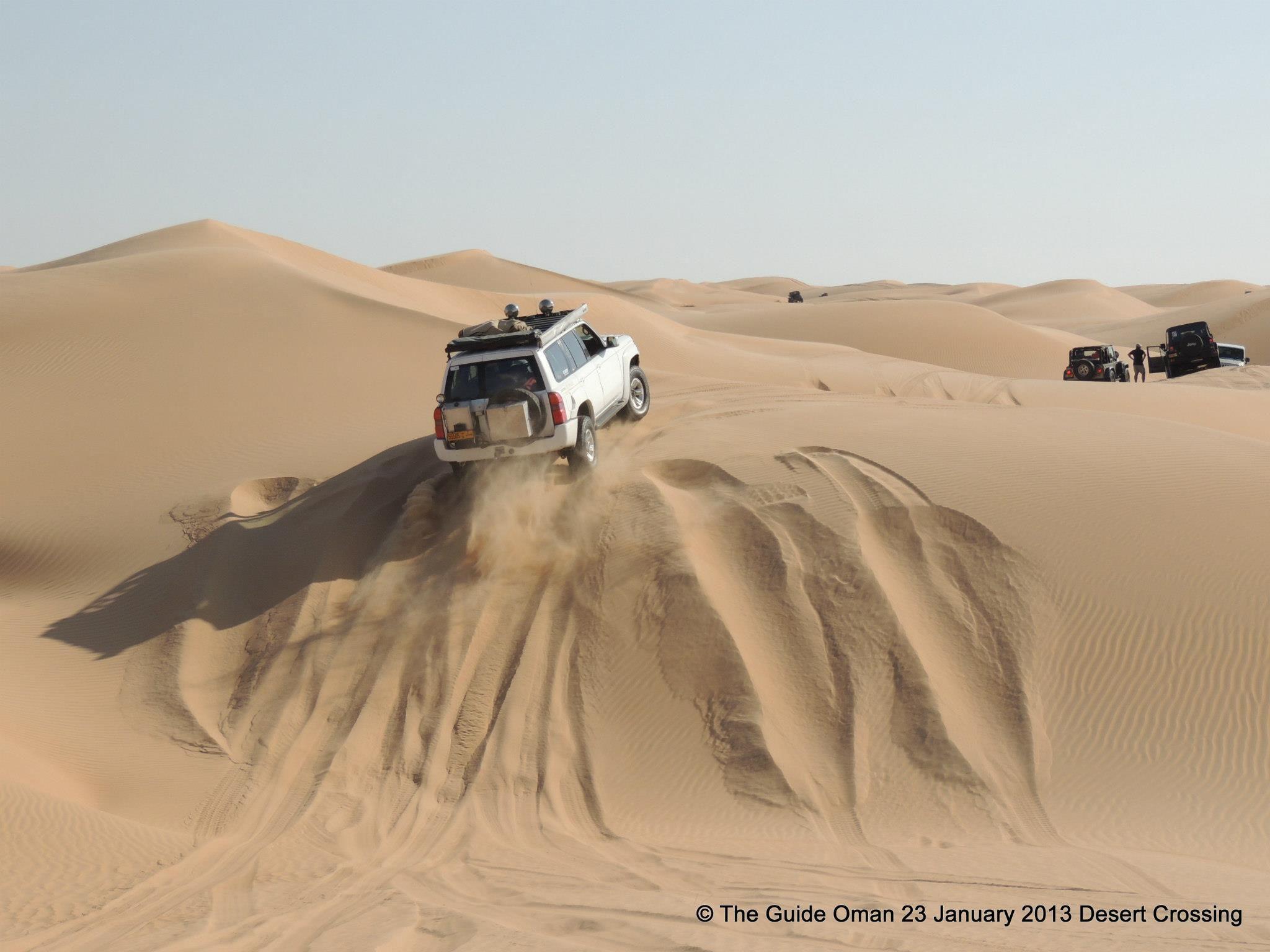 Oman Desert Crossing. view on Fb https//www.facebook
