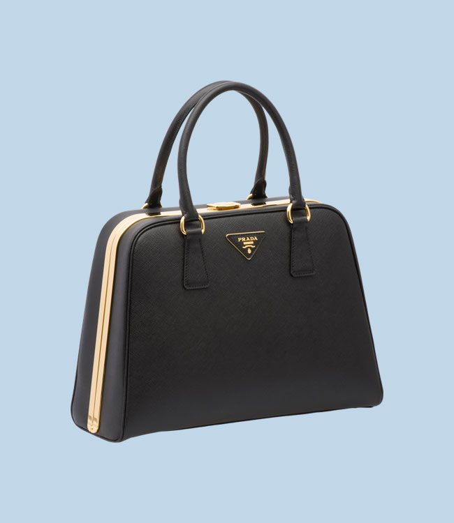 e471e2593ba6 Top handle bag (PRADA)