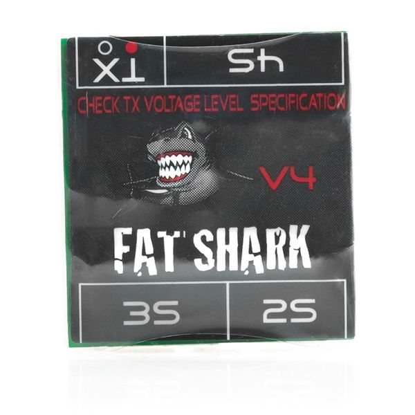 Fatshark Fat Shark Teleporter V5 5.8G FPV Goggles with Camera Transmitter CE FCC…