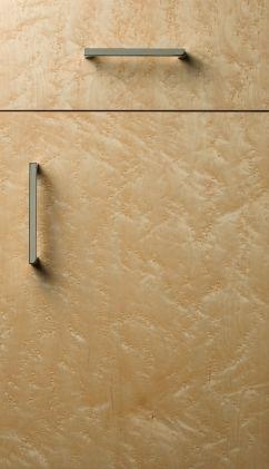 Birdseye Maple Cabinets