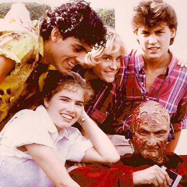 1984 Behind The Scenes Of A Nightmare On Elm Street