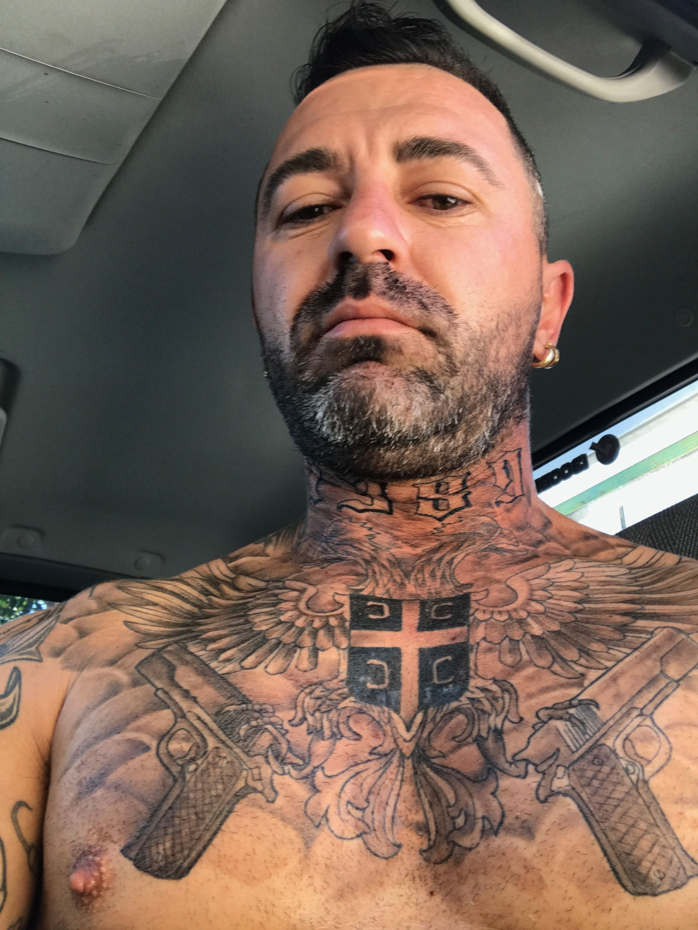 Serbian mafia tattoos