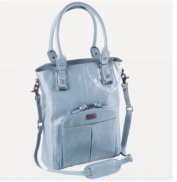 Fabulous bag for summer. Oh and it holds your laptop!