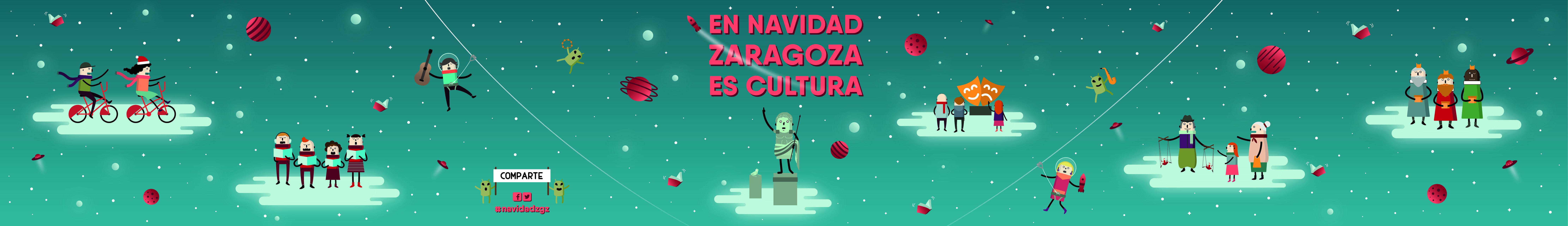 Navidad Zaragoza 2016: