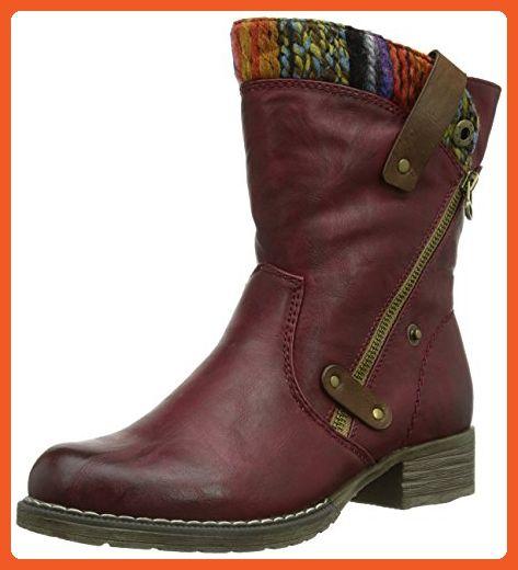 Rieker Womens 95891-35 Vino Winter Boot - 40 - Boots for women (*