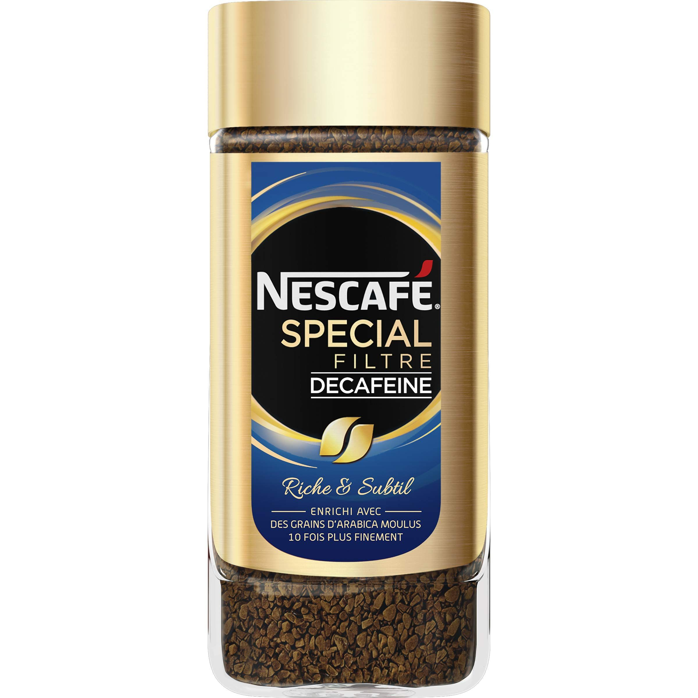 Nescafe Decafeine Soluble 100 G In 2020 Nescafe Cafe Soluble