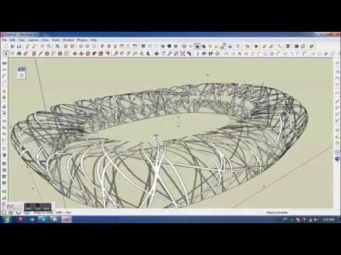 Shape Bender Plugin in SketchUp - YouTube | Grasshopper 3D