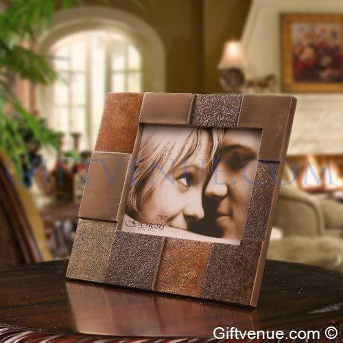 Genesis Bronze Ireland Fusion 5x7 Frame | New Home Gifts | Pinterest ...