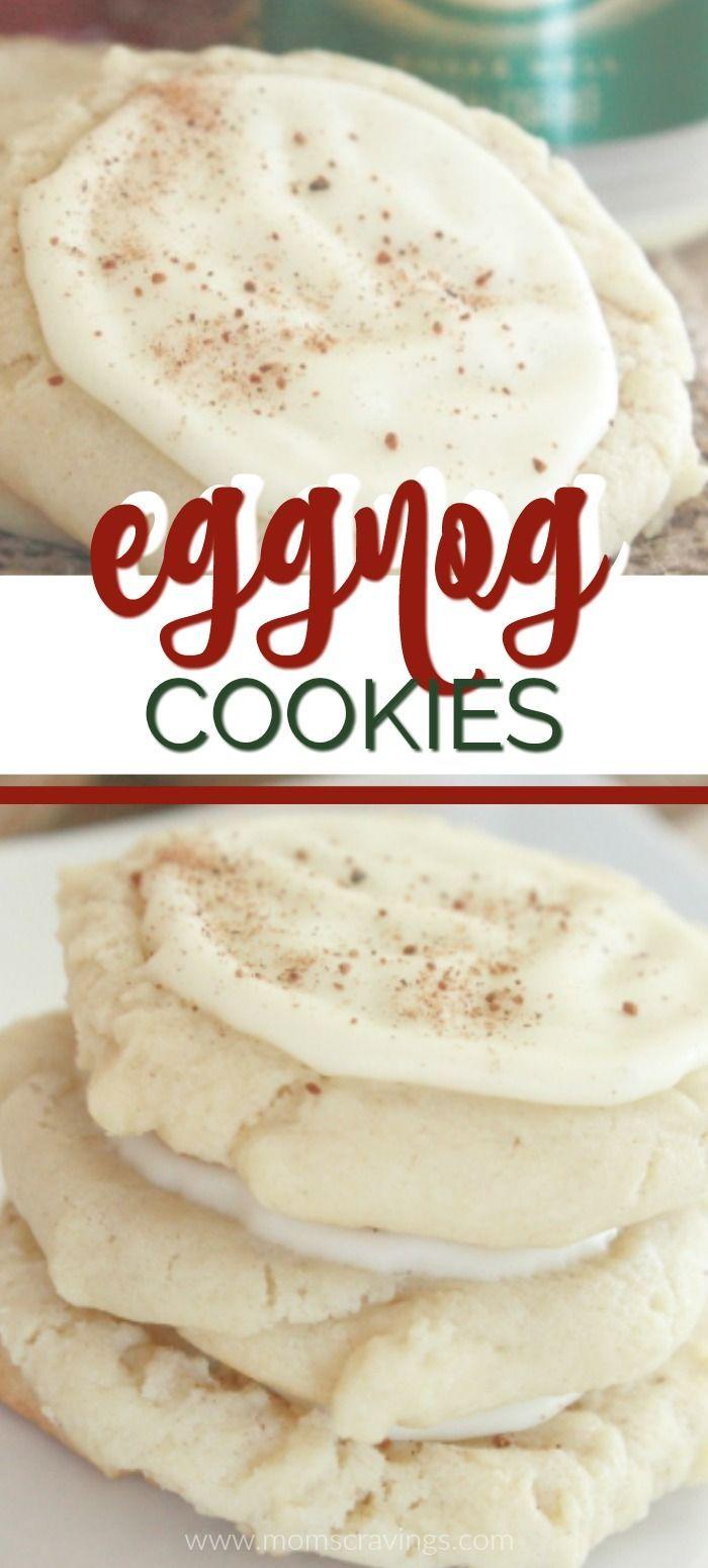 Eggnog Cookies - The BEST! -   19 best holiday Cookies ideas